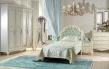 Luxusní dětský pokoj Margaret - alabastr/zelená
