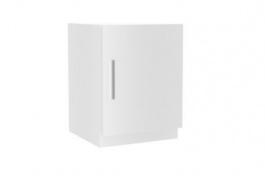 Malá skříňka Bastien - bílá