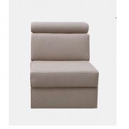 1-sed 1 BB na objednávku k luxusní sedací soupravě, béžová, MARIETA