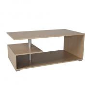 Konferenční stolek na kolečkách, buk, DORISA