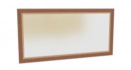 Nástěnné zrcadlo Sofia I - ořech