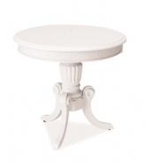 Konferenční stolek NEVADA D bílý