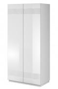 Šatní skříň 2D ALABASTER AB-01