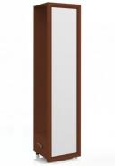 Stojací zrcadlo se zásuvkou Sofia - ořech