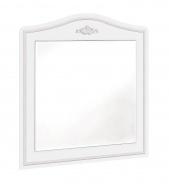 Zrcadlo ke komodě Betty - bílá/šedá