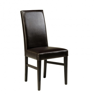 Jídelní židle Brown - černá