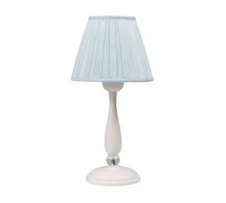 Stolní lampička Ballerina - bílá/mint