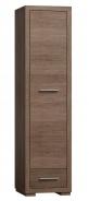 Šatní skříň 1-dveřová levá VEGAS V-36 výběr barev