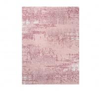 Kusový koberec 133x190cm Ballerina - růžová/bílá