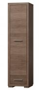 Šatní skříň 1-dveřová pravá VEGAS V-36 výběr barev