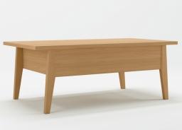 Konferenční stolek Klassa - dub natural