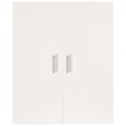 Dveře RP k regálům Nero - bílá