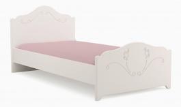 Dětská postel Harmonia 90x190cm - bílá