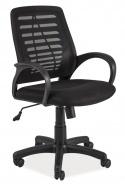 Kancelářské křeslo Q-073 černá