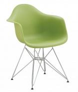 *Jídelní židle - křeslo REGIA zelená