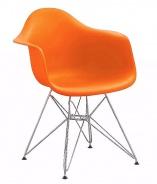 *Jídelní židle - křeslo REGIA oranžová