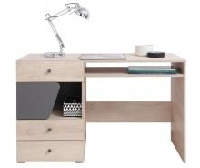 Psací stůl Gama - dub/antracit