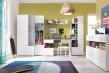 Kolekce Omega v místnosti - bílá/beton