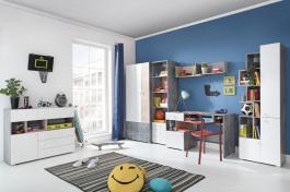 Dětský pokoj Omega E - výběr odstínů