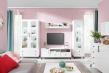 Obývací pokoj Bjorn A, skandinávský styl - bílá