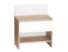 Noční stolek Sebi - výběr odstínů