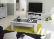 Televizní stolek Lordo - dub šedý