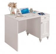 Psací stůl Ema - bílá