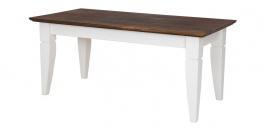 Masivní konferenční stolek SKN 14 - výběr moření