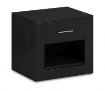 Noční stolek ARTI 07 černá