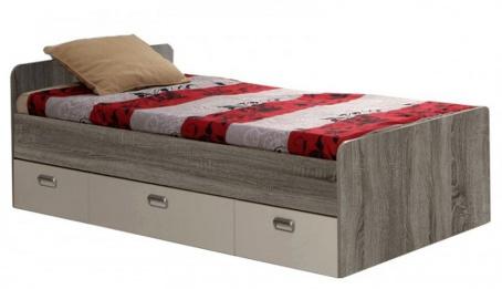 Dětská postel Emily s úložným prostorem