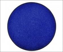 Eton tmavě modrý koberec kulatý