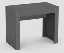 Psací stůl REA Jamie - šedý šuplík