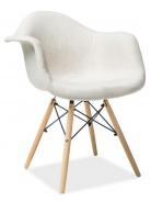 Jídelní židle BONO béžová