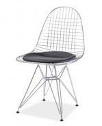 Jídelní židle INTEL I chrom/černá