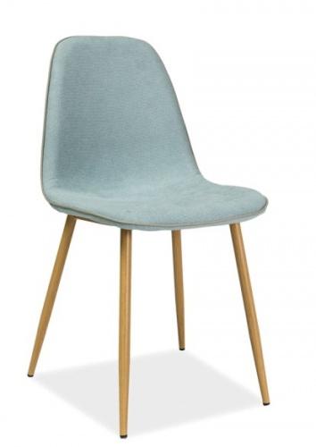 f6b8a804bf81 Jídelní židle DUAL mentolová