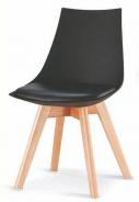 *Jídelní židle DELIS černá