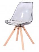 *Jídelní židle LONDON šedá