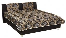 Čalouněná postel DAJANA deLuxe 160,180x200cm s úložným prostorem