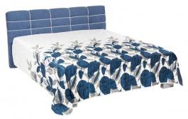 Čalouněná postel LENA deLuxe 160,180x200cm s úložným prostorem