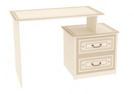 Toaletní stolek Elizabeth - béžová