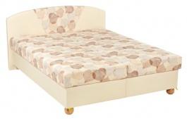 Čalouněná postel KLÁRA 160x200cm s úložným prostorem