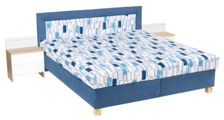 Postel Jitka s matrací a deskou