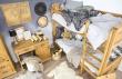 Patrová postel masiv ACC 07