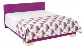 Čalouněná postel IVANA deLuxe 160,180x200cm s úložným prostorem