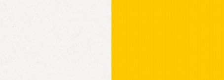 bílý lux/žltá