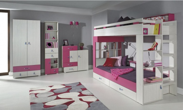 Dětský pokoj Adéla I - výběr barev