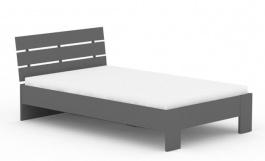 Studentská postel REA Nasťa 120x200cm - graphite