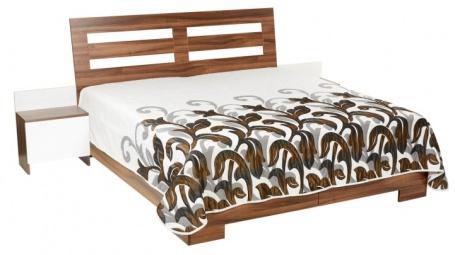 Laminovaná postel Hilda