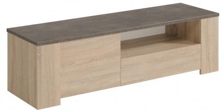 Televizní stolek Terra - dub