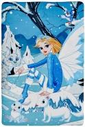 Dětský koberec Ledová víla